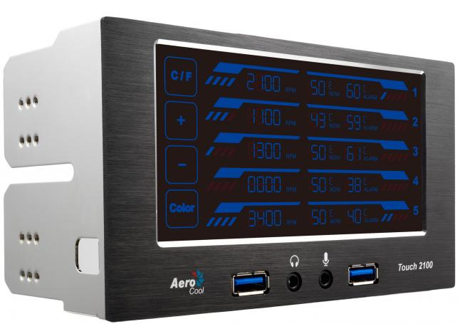 Aerocool Touch 2100