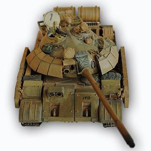 Стендовый моделизм — фотографии моделей военной техники