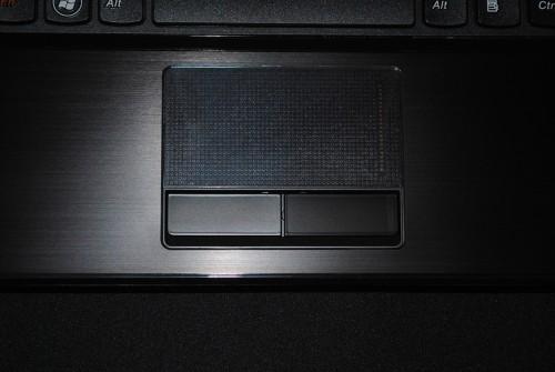 Lenovo G570. Верхняя часть нового корпуса.