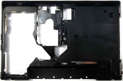 Lenovo G570. Нижняя часть корпуса для Lenovo G575. Вид снаружи.