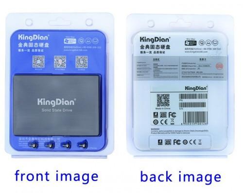 KingDian - Упаковка. В моем случае все надписи были на английском. Других отличий нет